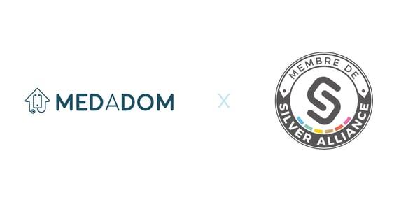 MEDADOM x Silver Alliance