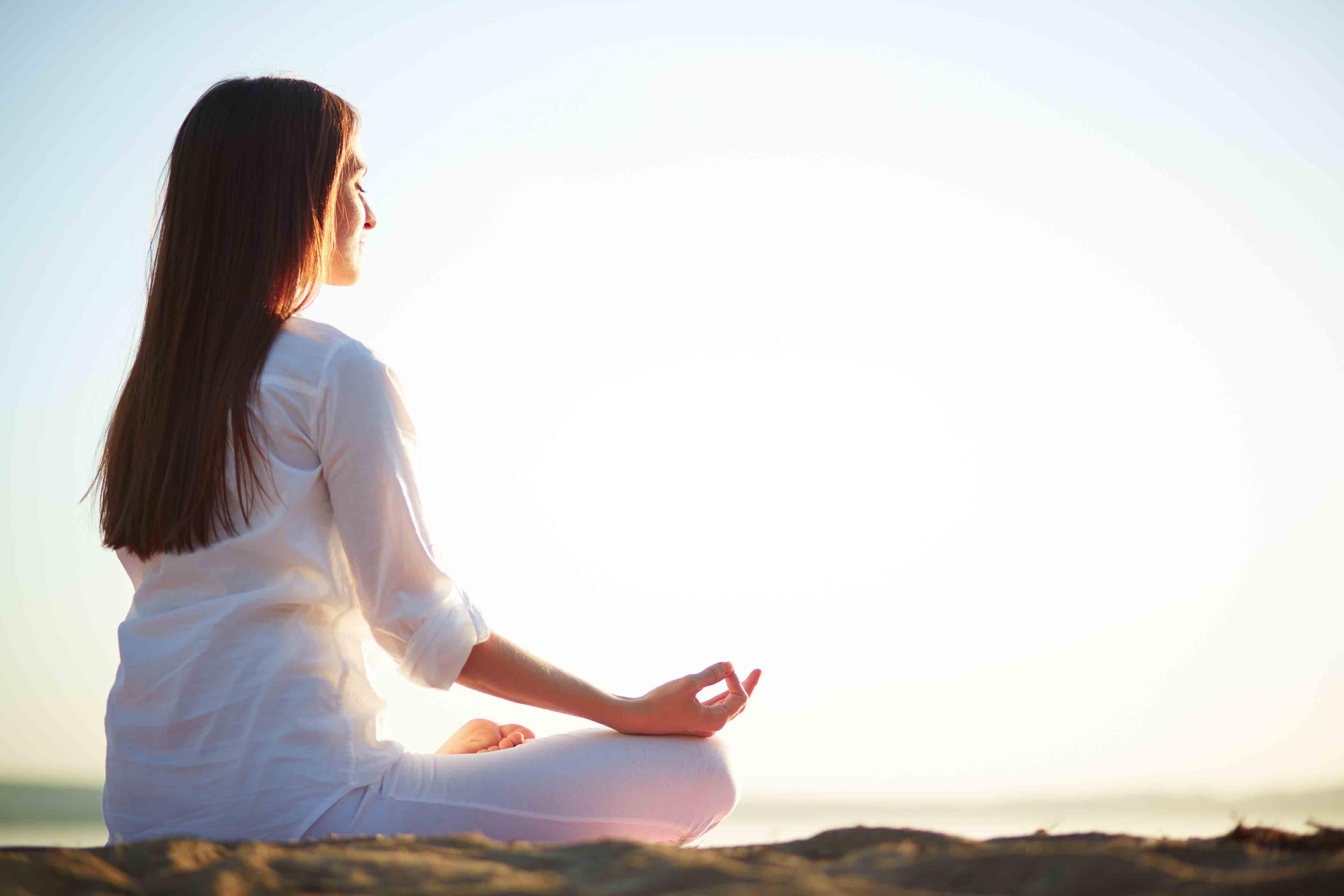 La méditation peut diminuer le stress et l'angoisse