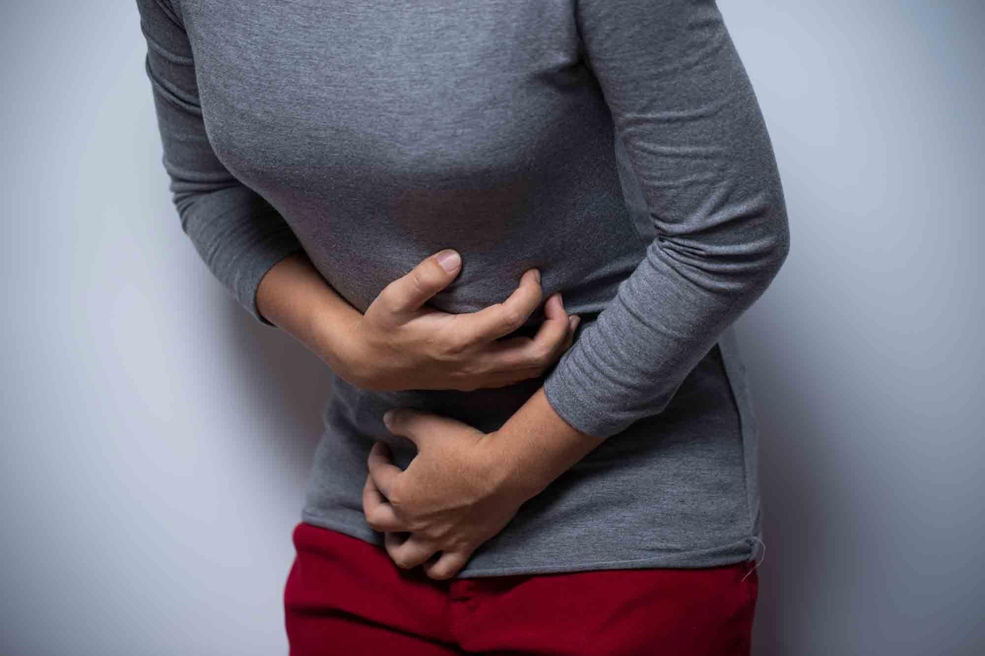L'inflammation du colon peut être caractérstique d'une MICI.