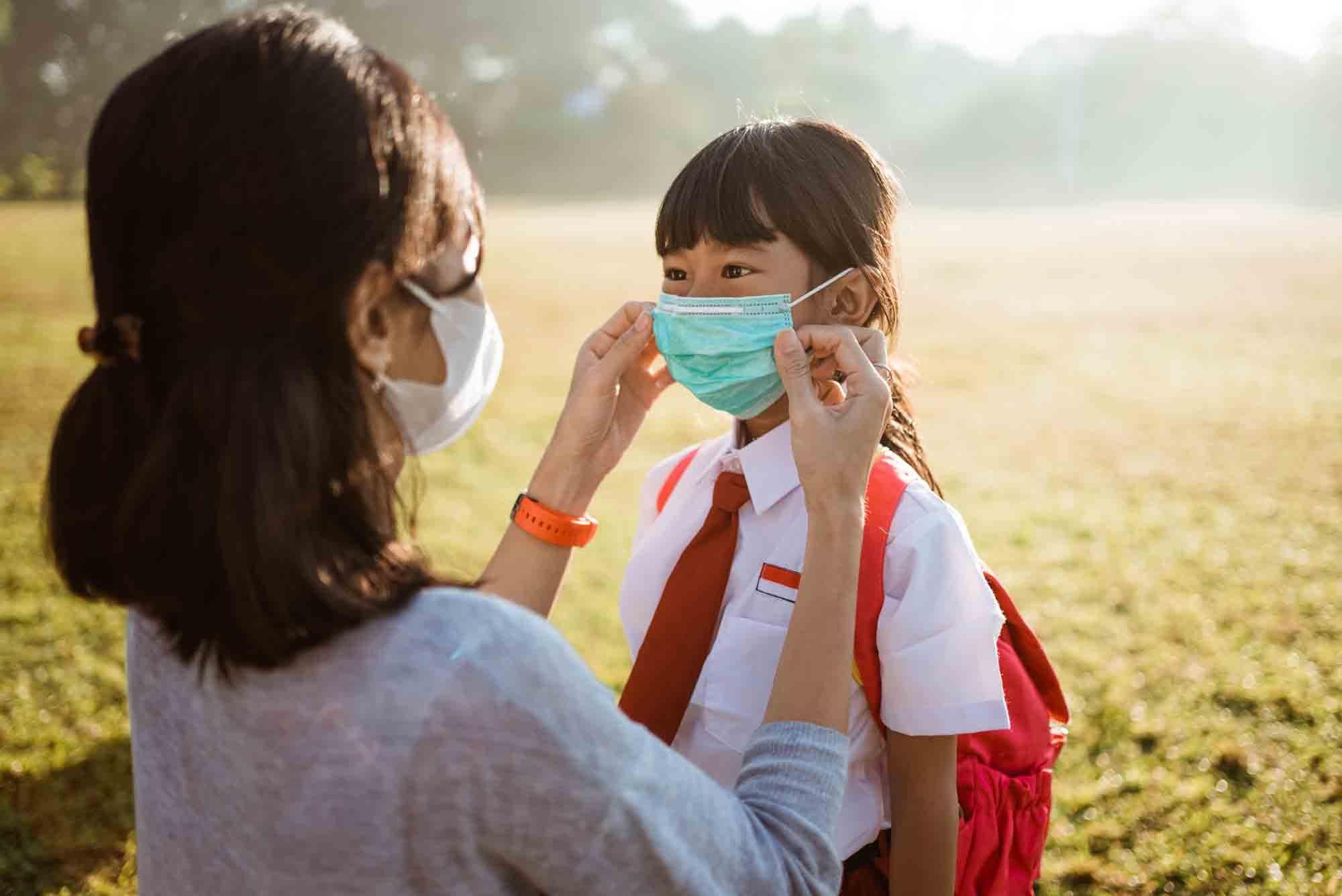 covid chez l'enfant : contagion, infection et vaccination