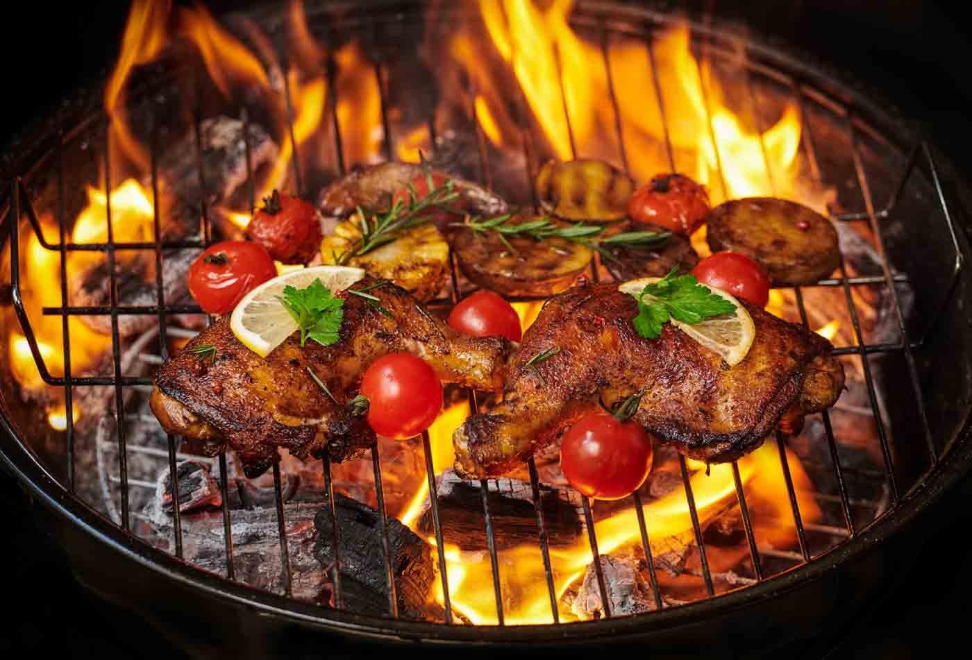 cuissons des aliments et santé