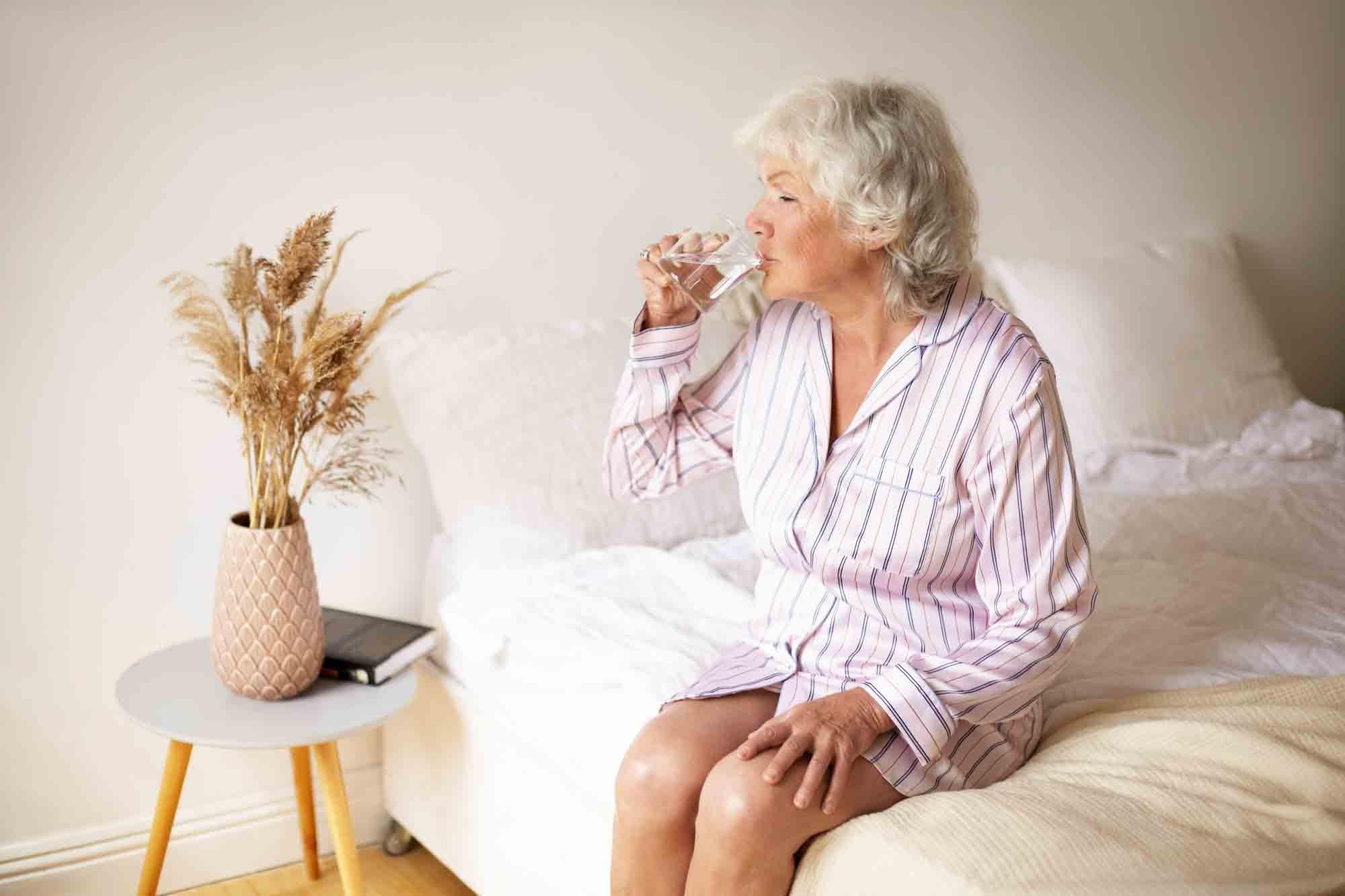 boire, boire et boire pour lutter contre la déshydratation