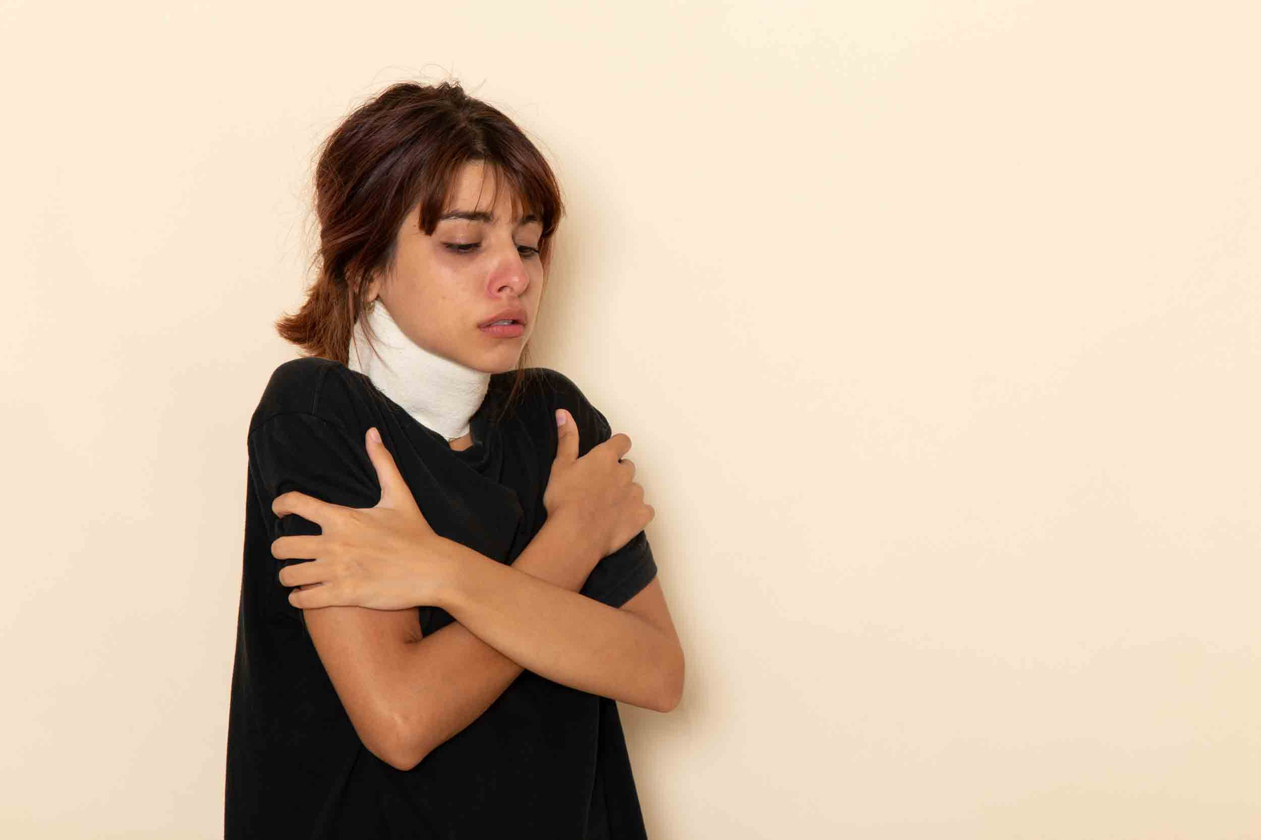 Une hausse de la température du corps provoque parfois des frissons