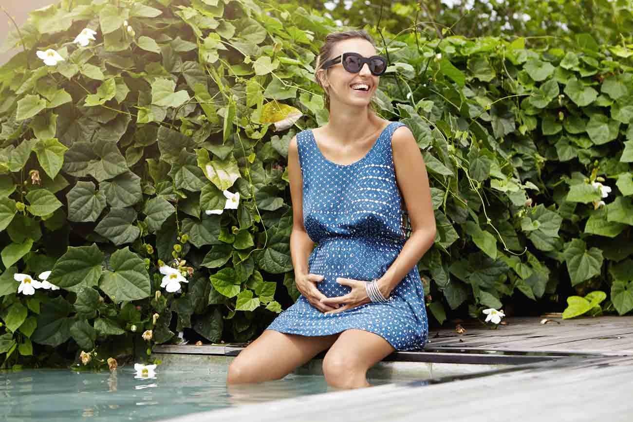 7 conseils pour profiter de l'été pendant la grossesse