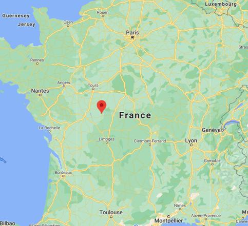 Pouligny-Saint-Pierre est une ville de l'Indre