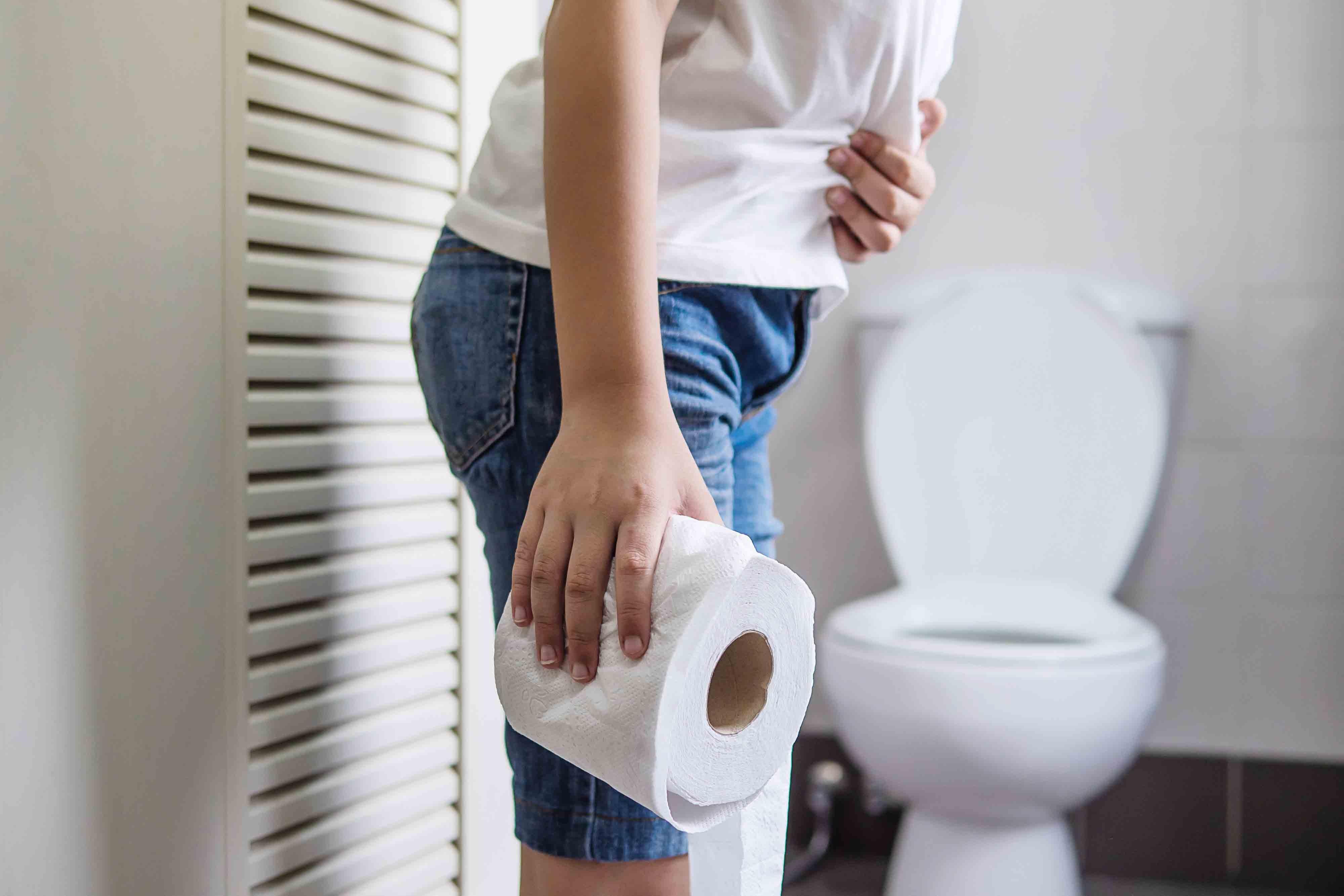 L'intoxication alimentaire se caractérise par des diarrhées et des vomissements