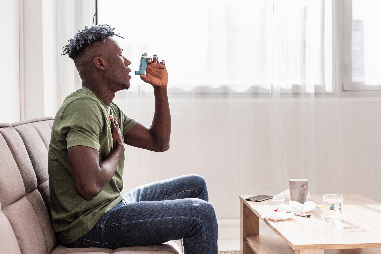 La crise d'asthme peut être contrôlée