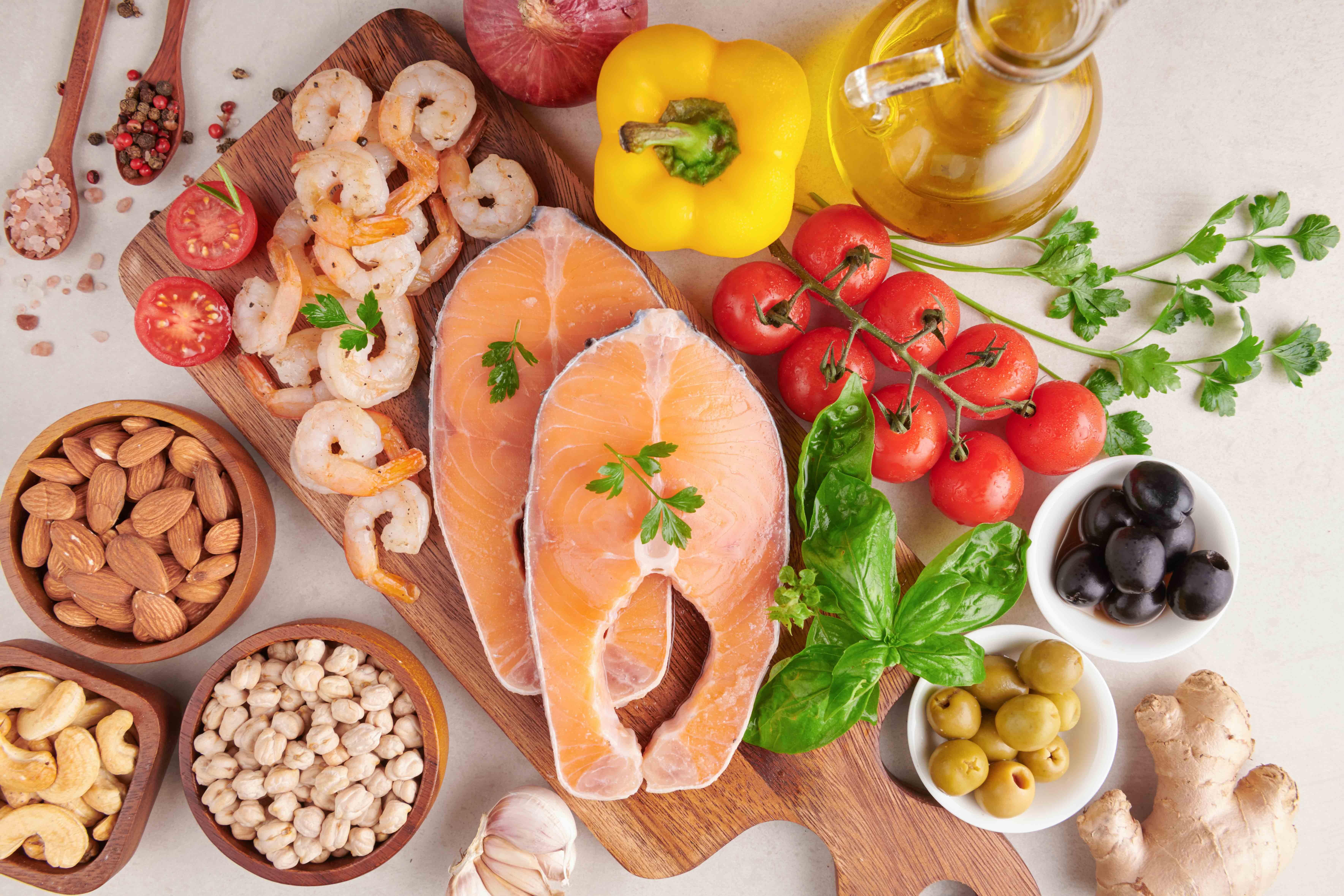 En phase de rémission de la rectocolite hémorragique, l'alimentation doit être équilibrée