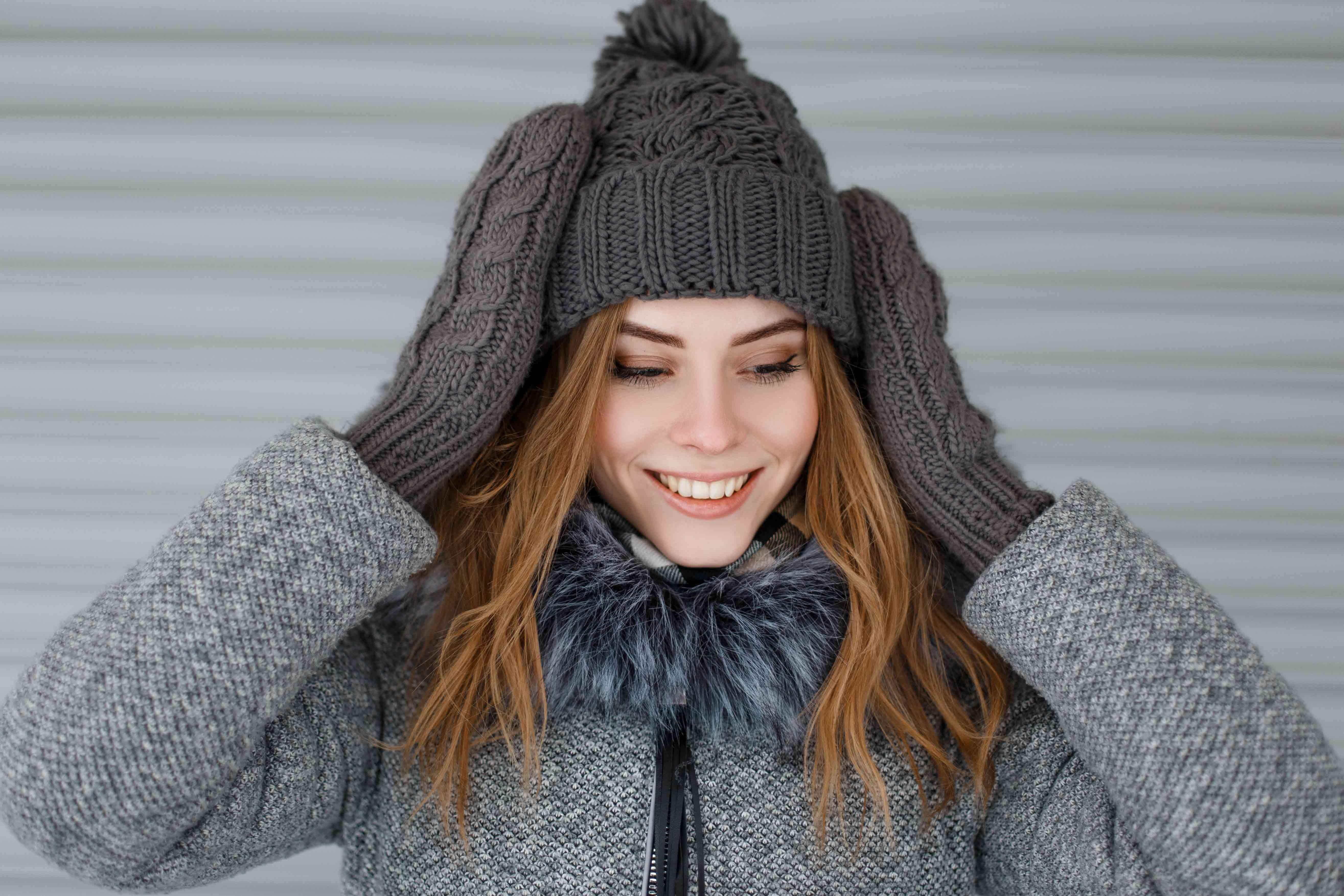 Prévenir la cause du rhume en se couvrant l'hiver
