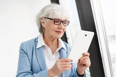 Seniors et santé connectée