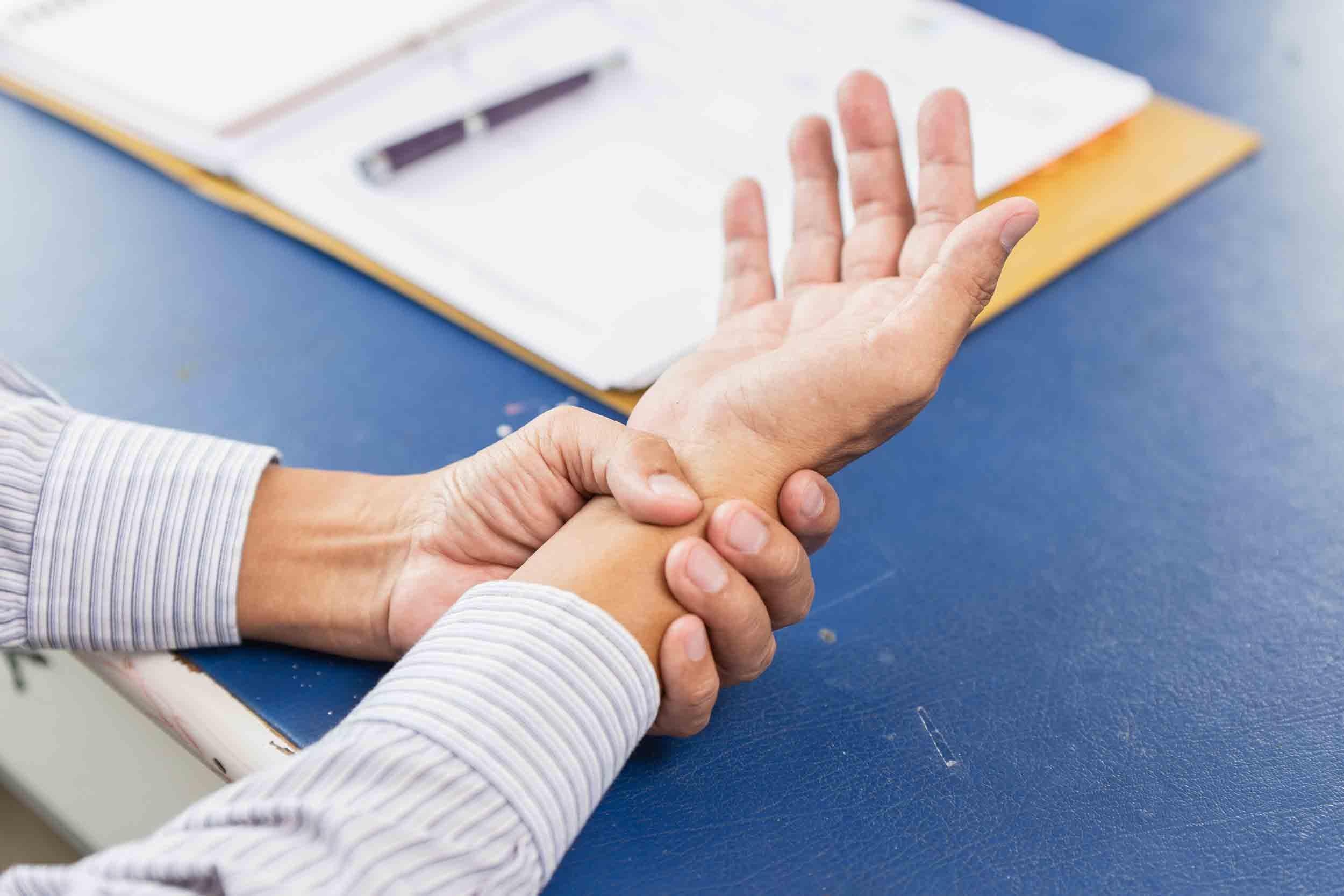 Comment soigner une tendinite ?