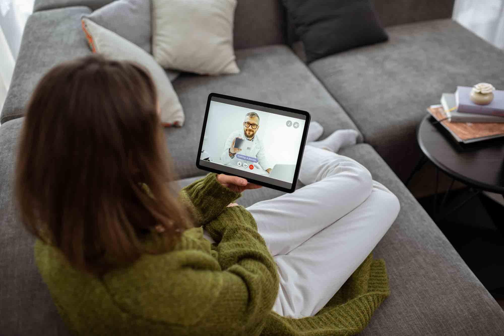La médecine en ligne séduit essentiellement les femmes