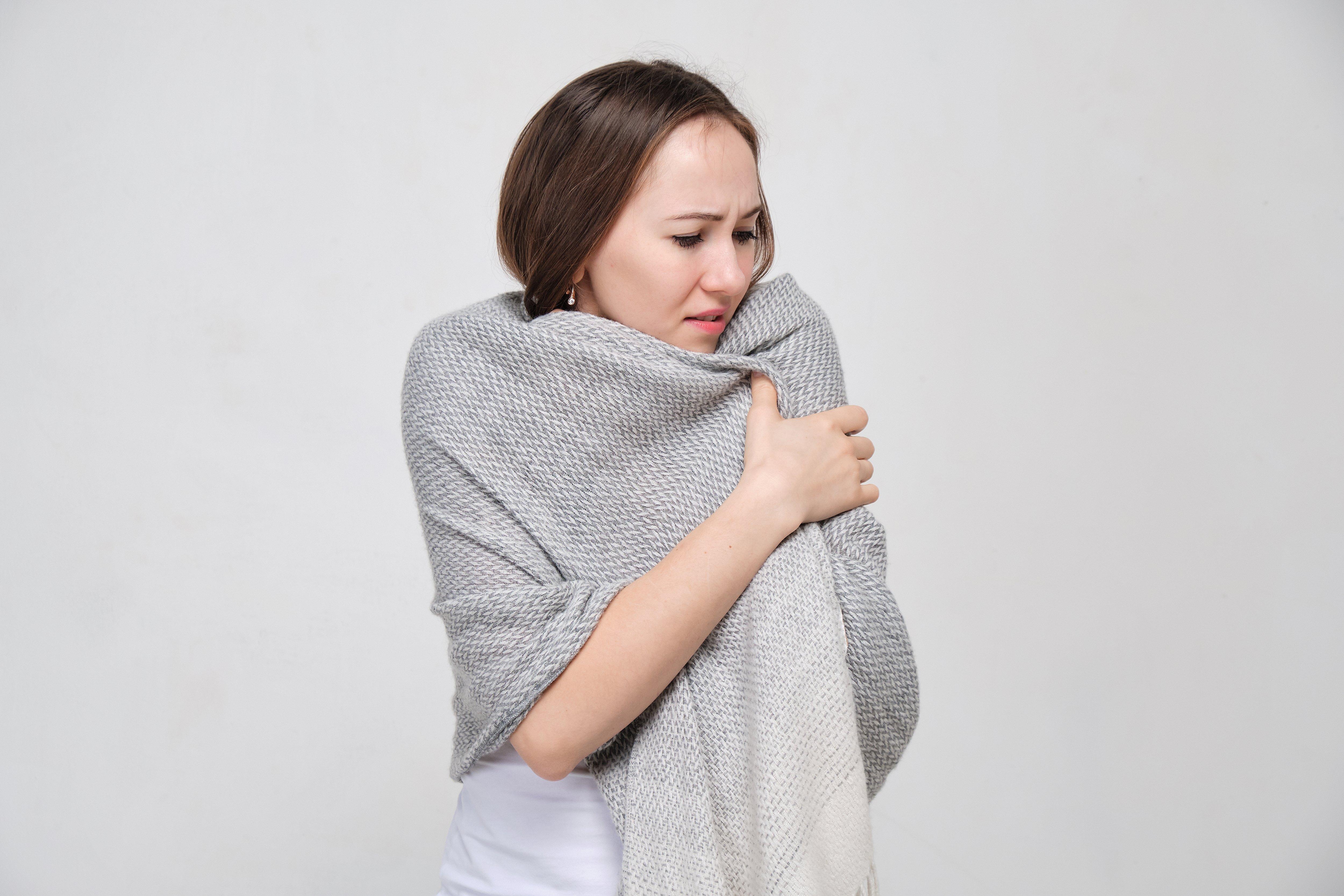 le paludisme provoque des frissons